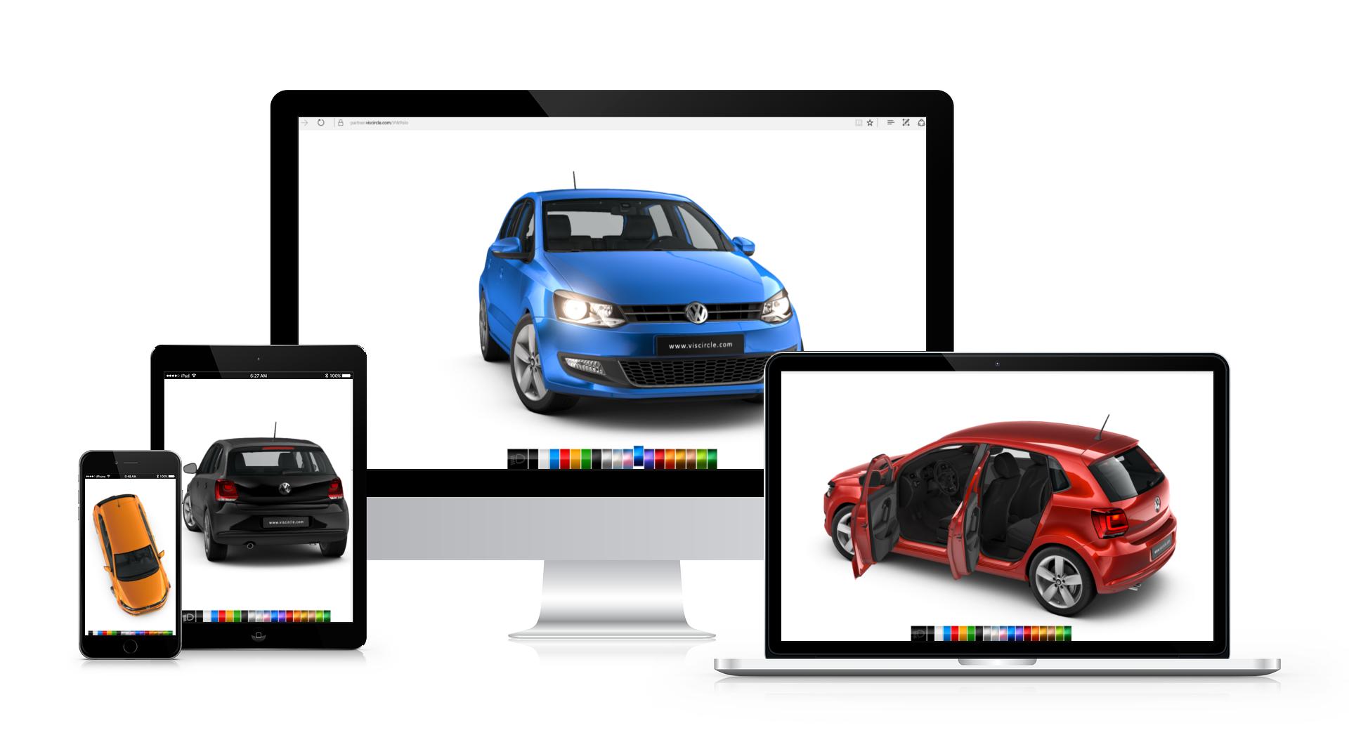 3d Pkw Konfigurator 3d Konfigurator 3d Animationen 3d Renderings