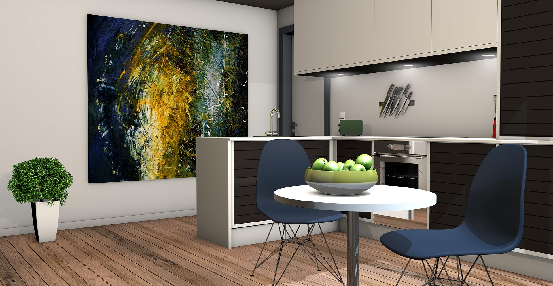 How you can design your individual dream kitchen online ...